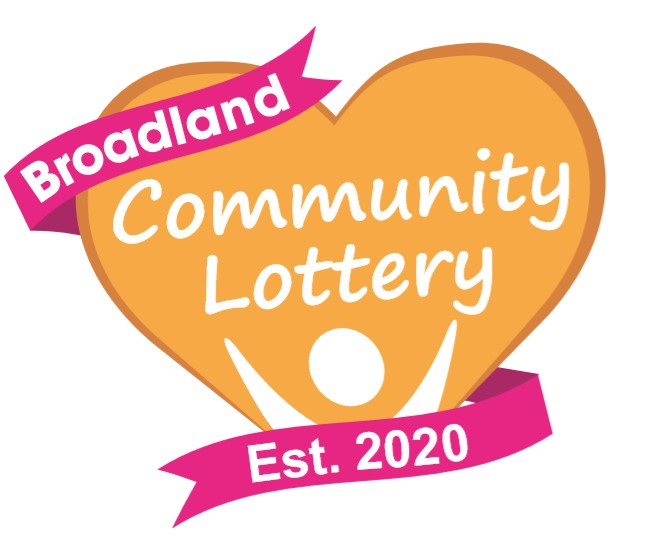 Community At Heart Lottery logo